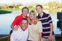 Hyatt Gainey Ranch Family Portraits