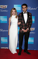 PALM SPRINGS, CA - January 2: Holly Hunter, Kumail Nanjiani, at 29th Annual Palm Springs International Film Festival Awards Gala at Palm Springs Convention Center in Palm Springs, California on January 2, 2018. <br /> CAP/MPI/FS<br /> &copy;FS/MPI/Capital Pictures
