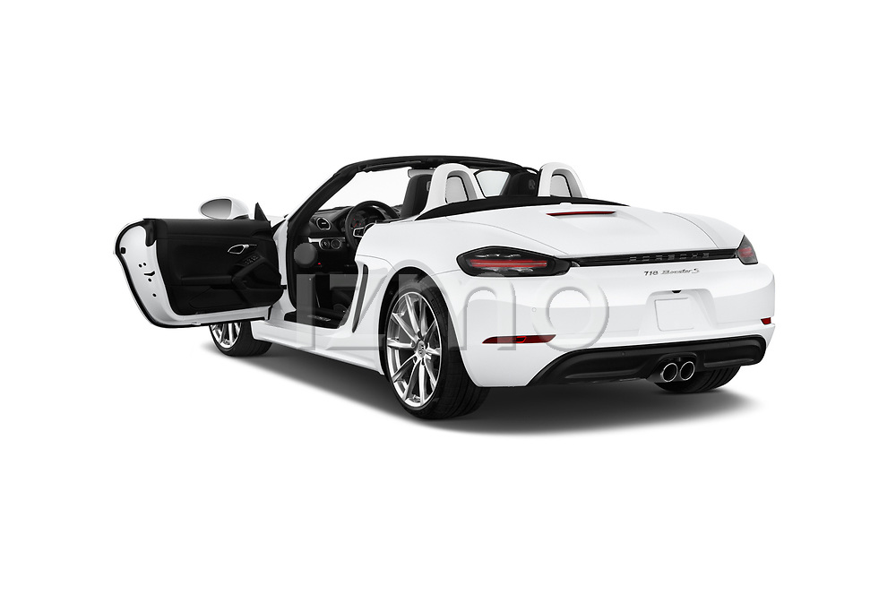 Car images of 2019 Porsche 718-Boxster S 2 Door Convertible Doors