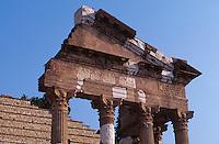Tempio Capitolini in Brescia, Lombardei, Italien