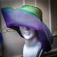 Cappelli creativi.