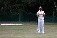 Craig Perrin of Harold Wood during Harold Wood CC vs Shenfield CC (batting), Essex Cricket League Cricket at Harold Wood Park on 25th July 2020