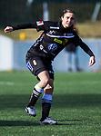 110410 Ume&aring;s Marie Nordbrandt under fotbollsmatchen i Damallsvenskan mellan Hammarby och Ume&aring; den 10 April 2011 i Stockholm. <br /> Foto: Kenta J&ouml;nsson<br /> Nyckelord: fotboll, damallsvenskan, hammarby, ume&aring;