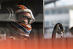 German driver Sascha Lenz belonging German team Sascha Lenz during the super pole SP2 of the XXX Spain GP Camion of the FIA European Truck Racing Championship 2016 in Madrid. October 02, 2016. (ALTERPHOTOS/Rodrigo Jimenez)