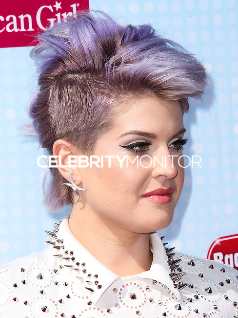 LOS ANGELES, CA, USA - APRIL 26: Kelly Osbourne at the 2014 Radio Disney Music Awards held at Nokia Theatre L.A. Live on April 26, 2014 in Los Angeles, California, United States. (Photo by Xavier Collin/Celebrity Monitor)