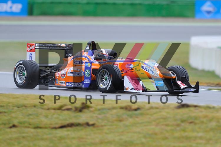 # 6 Michele Beretta / ITA von kfzteile24 Muecke Motorsport  bei der FIA Formula F 3 auf dem Hockenheimring.<br /> <br /> Foto &copy; P-I-X.org *** Foto ist honorarpflichtig! *** Auf Anfrage in hoeherer Qualitaet/Aufloesung. Belegexemplar erbeten. Veroeffentlichung ausschliesslich fuer journalistisch-publizistische Zwecke. For editorial use only.
