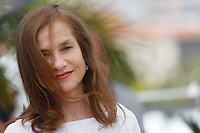 Isabelle Huppert <br /> Festival del Cinema di Cannes 2015<br /> Foto Panoramic / Insidefoto