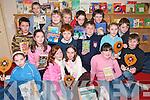 TOP OF THE CLASS: Quiz teams from Glounaguillagh National School in Caragh Lake that won the top team awards at the Killorglin Credit Union Schools Quiz in Killorglin at the weekend..Front L/r. Ciara Fenton Tom, Courtney Griffin, Aoife O'Shea, Kayley Riordan..Second row L/r. Bebhinn Woods, Eoin Fenton, Ruairi O'Shea, Liadh Ni Mhuircheartaigh..Back L/r. Seamus Doyle, James Maher, Lorna Browne, Robert Shaw, Donagh O'Shea, Cormac Duignan and Cathal O'Shea.   Copyright Kerry's Eye 2008