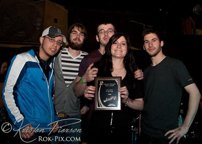 2011 Limelight Magazine Music Awards