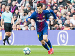 Philippe Coutinho of FC Barcelona in action during the La Liga 2017-18 match between FC Barcelona and Getafe FC at Camp Nou on 11 February 2018 in Barcelona, Spain. Photo by Vicens Gimenez / Power Sport Images