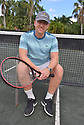 BOCA RATON, FL - NOVEMBER 22: Kevin McKidd poses for portrait during the 30TH ANNUAL Chris Evert Pro-Celebrity Tennis Classic presented by Chase Private Client at Boca Raton Resort & Club on November 22, 2019 in Boca Raton, Florida.   ( Photo by Johnny Louis / jlnphotography.com )