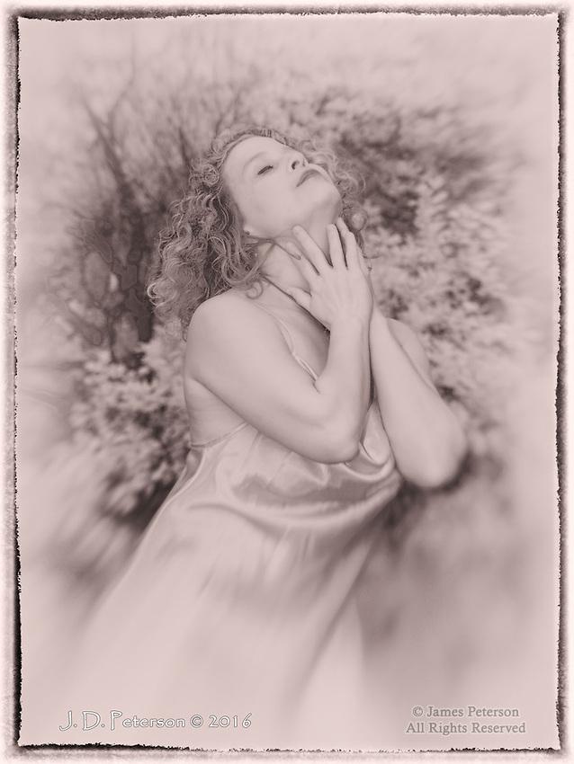 Goddess Carla #1 (Infrared)