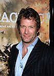 """LOS ANGELES, CA. - February 24: Thomas Jane arrives to HBO's premiere of """"The Pacific"""" at Grauman's Chinese Theatre on February 24, 2010 in Los Angeles, California."""