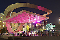 F- Baton Rouge Town Square- Attractions & Live After 5 Concert, Baton Rouge LA 10 13