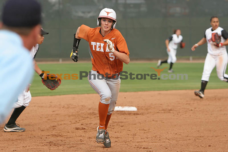 UT Softball v Texas Tech on Wednesday March 7, 2012.