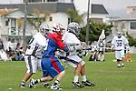 Newport Beach, CA 05/02/09 - J Will Ryan (SI#9), Noah Molnar (CDM# 12)