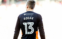 Rotherham United's Marek Rodak<br /> <br /> Photographer Alex Dodd/CameraSport<br /> <br /> The EFL Sky Bet League One - Rotherham United v Blackpool - Saturday 5th May 2018 - New York Stadium - Rotherham<br /> <br /> World Copyright &copy; 2018 CameraSport. All rights reserved. 43 Linden Ave. Countesthorpe. Leicester. England. LE8 5PG - Tel: +44 (0) 116 277 4147 - admin@camerasport.com - www.camerasport.com