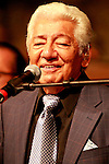 May 30, 2009:  Pete Escovedo at the 'Rhythm on the Vine' charity event to benefit Shriners Children Hospital held at  the Gainey Vineyard in Santa Ynez, California..Photo by Nina Prommer/Milestone Photo