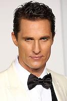 Matthew McConaughey<br /> at the 86th Annual Academy Awards Press Room, Hollywood & Highland, Hollywood, CA 03-02-14<br /> David Edwards/DailyCeleb.com 818-249-4998