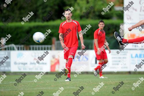 2012-08-16 / Voetbal / seizoen 2012-2013 / KFC Sint-Job / Kris Schiettecat..Foto: Mpics.be