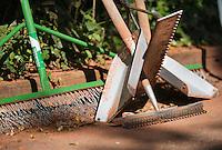 September 03, 2014,Netherlands, Alphen aan den Rijn, TEAN International, clay court maintenance equipment<br /> Photo: Tennisimages/Henk Koster