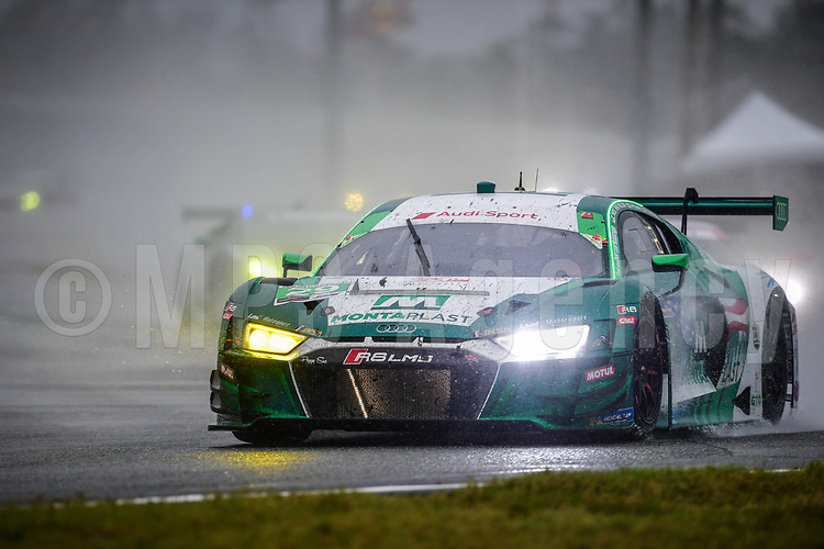 #29 MONTAPLAST BY LAND MOTORSPORT (USA) AUDI R8 LMS GT3 GTD DANIEL MORAD (CAN) CHRISTOPHER MIES (CAN) DRIES VANTHOOR (BEL) RICARDO FELLER (CHE)