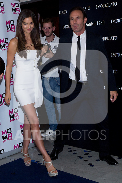 27.06.2012. Morellato Party at Hotel Miguel Angel in Madrid. In the image Irina Shayk (Alterphotos/Marta Gonzalez)