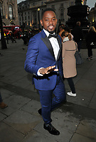 Aml Ameen at the Black Magic Awards 2019, The Criterion Theatre, Piccadilly Circus, London, England, UK, on Monday 10th June 2019.<br /> CAP/CAN<br /> ©CAN/Capital Pictures