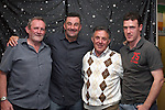 Paul Finglas, Mark Finglas and Jackie Curran with John Aldridge in The Riverhouse, Marsh Road...Photo NEWSFILE/Jenny Matthews.(Photo credit should read Jenny Matthews/NEWSFILE)....This Picture has been sent you under the condtions enclosed by:.Newsfile Ltd..The Studio,.Millmount Abbey,.Drogheda,.Co Meath..Ireland..Tel: +353(0)41-9871240.Fax: +353(0)41-9871260.GSM: +353(0)86-2500958.email: pictures@newsfile.ie.www.newsfile.ie.FTP: 193.120.102.198.