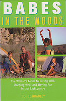 """Babes in the Woods"" - Book Cover"