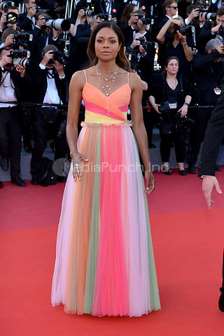 Naomie Harris at the Opening Movie &acute;Les Fantomes d Ismael`  screening during The 70th Annual Cannes Film Festival on May 17, 2017 in Cannes, France.<br /> CAP/LAF<br /> &copy;Lafitte/Capital Pictures /MediaPunch ***NORTH AND SOUTH AMERICAS, CANADA and MEXICO ONLY***