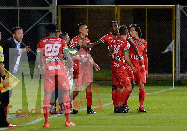 Patriotas venció como visitante 2-0 a Tigres. Fecha 4 Liga Águila II-2017.