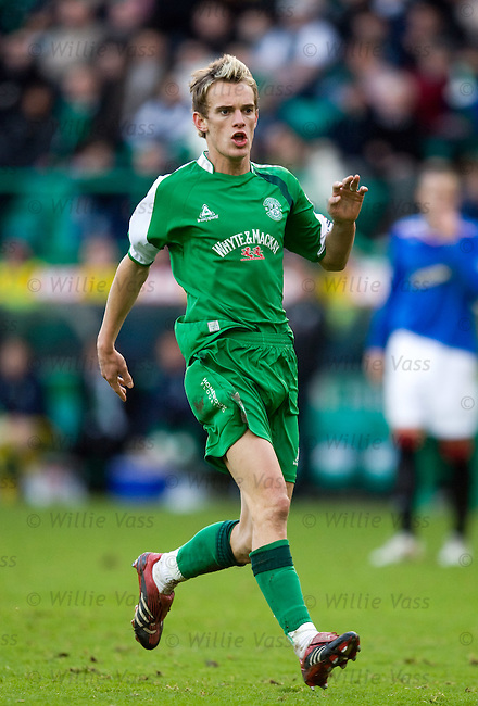 Dean Shiels, Hibs