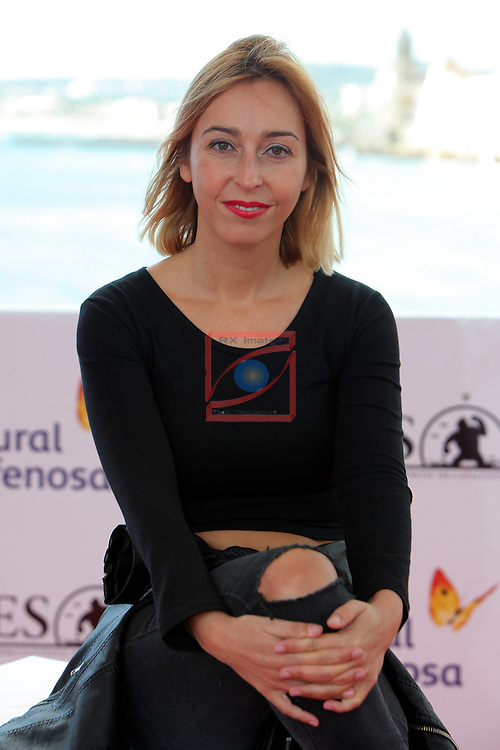 49 Festival Internacional de Cinema Fantastic de Catalunya-Sitges 2016.<br /> Photocall Salvacion.<br /> Denise Castro.