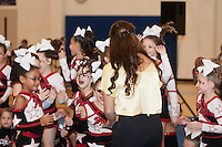 Cheer for the Kids is a annual fundraiser for Make a Wish Foundation. Cheerleaders and Dancers from surrounding states compete here at Arlington High School, Arlington, Tennessee. A portion of the photograph purchases will go back to Cheer for the Kids.