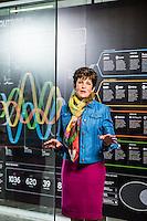 Deborah Hopins of Citi Ventures pictures: executive portrait photography of Debby Hopkins CEO of Citi Ventures in Palo Alto, by San Francisco corporate photographer Eric Millette