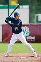 BASEBALL - ELITE - CLERMONT-FERRAND (FRANCE) - STADE DES CEZEAUX - 01/05/2008 -  .ROMAIN DAVID (ROUEN HUSKIES)