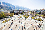 _RE_4006<br /> <br /> 1703-57 GCS Spring<br /> <br /> March 24, 2017<br /> <br /> Photography by Nate Edwards/BYU<br /> <br /> &copy; BYU PHOTO 2016<br /> All Rights Reserved<br /> photo@byu.edu  (801)422-7322