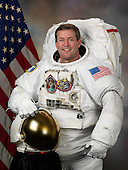 Houston, TX - (FILE) -- Portrait taken on September 18, 2009 of Astronaut Michael J. Foreman, mission specialist,  STS-129, scheduled for launch on Monday, November 16, 2009 at 2:28 p.m. EST..Credit: NASA via CNP