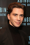 Joey Taranto attends the Abingdon Theatre Company Gala honoring Donna Murphy on October 22, 2018 at the Edison Ballroom in New York City.