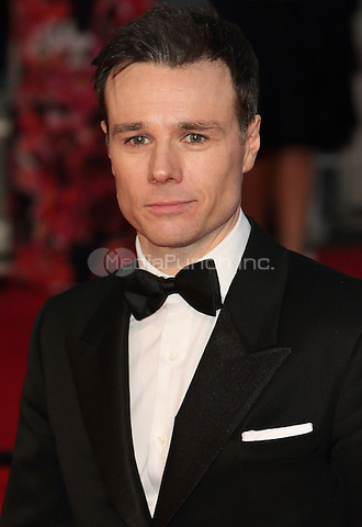 Rupert Evans at the 70th British Academy Awards - BAFTAS - arrivals at the Royal Albert Hall, London on February 12th 2017<br /> CAP/ROS<br /> &copy;Steve Ross/Capital Pictures /MediaPunch ***NORTH AND SOUTH AMERICAS ONLY***