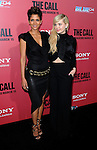 "Halle Berry and Abigail Bresllin at the premiere for ""The Call"" held at Archlight  Theater in Los Angeles, CA. March 5, 2013."