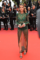 """CANNES, FRANCE. May 20, 2019: Helena Bordon at the gala premiere for """"La Belle Epoque"""" at the Festival de Cannes.<br /> Picture: Paul Smith / Featureflash"""