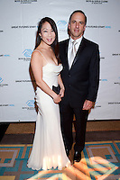 Sureen Chia and Javier Jimenez attend The Boys and Girls Club of Miami Wild About Kids 2012 Gala at The Four Seasons, Miami, FL on October 20, 2012