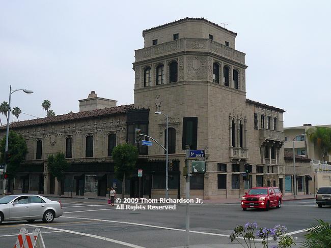Historic Building, Los Angeles