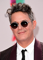 LAS VEGAS, NV - NOVEMBER 16:  Alejandro Sanz at the 18th Annual Latin Grammy Awards at the MGM Grand Garden Arena on November 16, 2017 in Las Vegas, Nevada. (Photo by Scott Kirkland/PictureGroup)