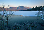 View of Mount Chocorua and Chocorua Lake, Tamworth, New Hampshire, USA