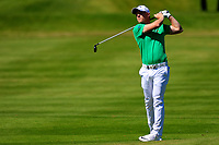 David Horsey (ENG) in action during the final round of the Lyoness Open powered by Organic+ played at Diamond Country Club, Atzenbrugg, Austria. 8-11 June 2017.<br /> 11/06/2017.<br /> Picture: Golffile | Phil Inglis<br /> <br /> <br /> All photo usage must carry mandatory copyright credit (&copy; Golffile | Phil Inglis)