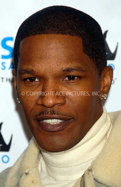WWW.ACEPIXS.COM . . . . . ....January 23rd, 2007, New York City. ....Jamie Foxx Attends the Launching of Exclusive Urban Comedy, an Entertainment and Life Style Channel on Sirius Satellite Radio at Sirius Satellite Radio Studios. ....Please byline: KRISTIN CALLAHAN - ACEPIXS.COM.. . . . . . ..Ace Pictures, Inc:  ..(212) 243-8787 or (646) 769 0430..e-mail: info@acepixs.com..web: http://www.acepixs.com