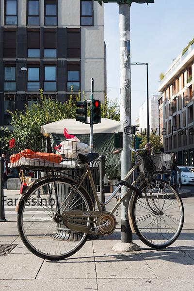 Milano  Corso Garibaldi,